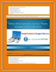 GET HELP YAHOO MAIL 1877-503-0107 CUSTOMER SUPPORT NUMBER  - Page 2