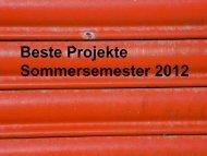Modul B29 Komplexe Tragsysteme und Konstruktionen ... - Architektur