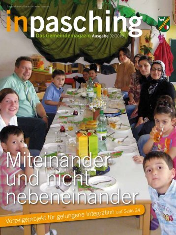 Vorzeigeprojekt für gelungene Integration - Pasching