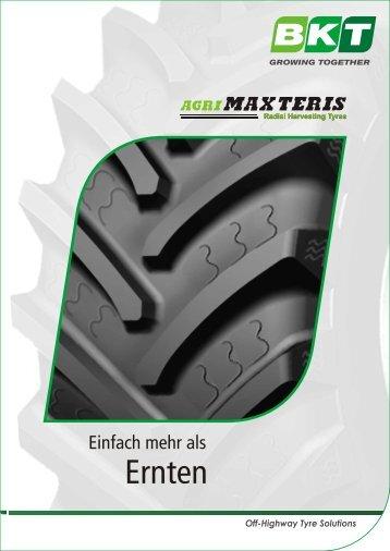 Agrimax Teris - Bohnenkamp