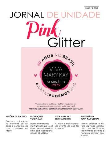 jornal pink glitter _setembro