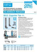 BiLO®-Zuganker - BiERBACH GmbH & Co. KG Befestigungstechnik - Seite 2