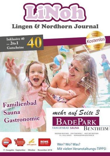 LiNoh Journal - Herbst 2018