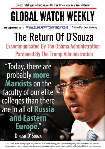 THE RETURN OF D'SOUZA