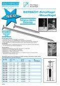Verkaufs- einrichtungen - BiERBACH GmbH & Co. KG ... - Seite 6