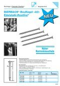 Verkaufs- einrichtungen - BiERBACH GmbH & Co. KG ... - Seite 7