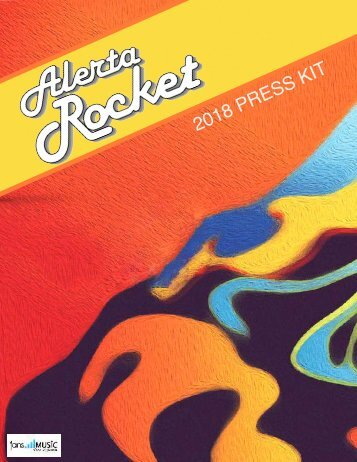 Alerta Rocket Press Kit