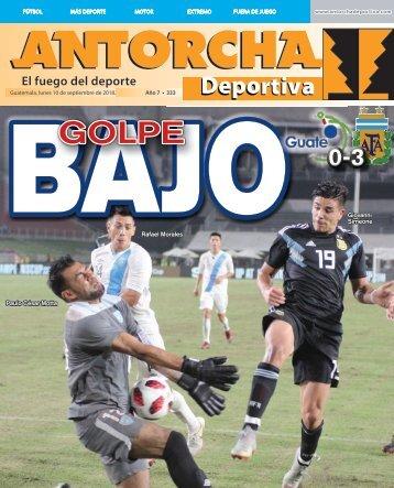 Antorcha Deportiva 333
