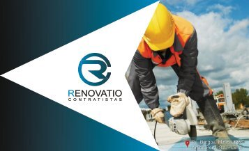 BROCHURE RENOVATIO CONTRATISTA