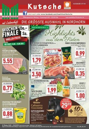 Marktkauf Kutsche KW37