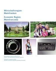 Monographie Mainfranken 2013/2014 - kuw.de