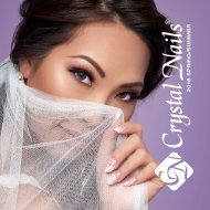 Crystal Nails Deutschland Katalog 2018 Frühjahr / Sommer