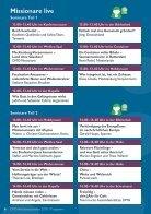 Programmplatt DMG-Herbstmissionsfest 2018 - Page 6