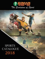 Gama Sport Sourcing Catalog