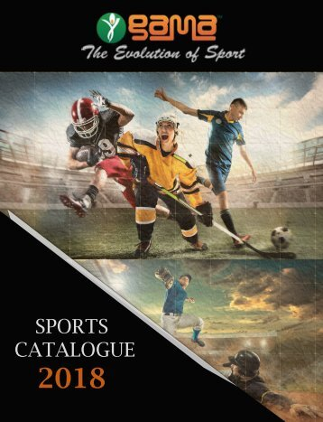 Gama Sport Sourcing Catalog