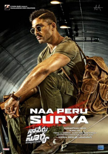 Naa Peru Suriya 2018 Full Movie Hindi Dubbed Download Allu Arjun