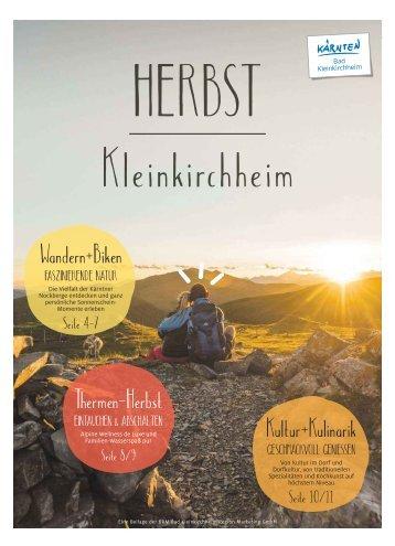 Herbst Bad Kleinkirchheim 2018-09-09