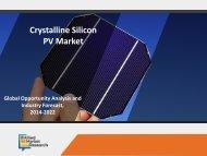 Crystalline Silicon PV Market