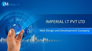web design and development company | Imperial IT