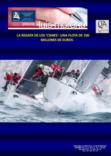 LA REGATA DE LOS 'CISNES', UNA FLOTA DE 100 MILLONES DE EUROS - Nauta360