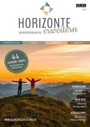 Horizonte erweitern - Tagungsregion Allgäu