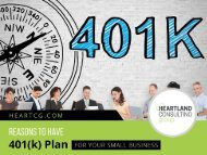 Reasons to Have 401(k) Retirement Plan Accounting