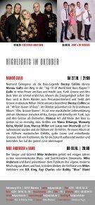 Hot Jazz Club - Oktober 2018 - Page 3