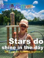 Serveitup Tennis Magazine #32