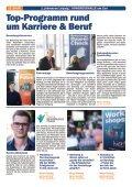 Der Messe-Guide zur 1. jobmesse leipzig - Page 6