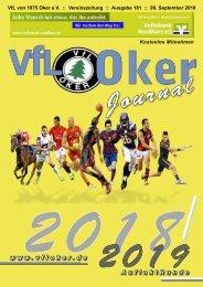 VfL Oker Journal 181