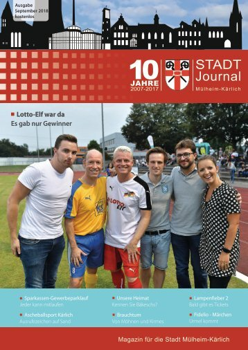 STADTJournal September 2018