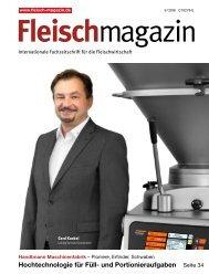 Fleischmagazin 9/2018 – Titelgeschichte