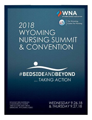 2018 Wyoming Nursing Summit and Convention
