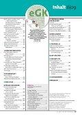 Die monatliche Zeitschrift für alle niedersächsischen Zahnärzte - Seite 5