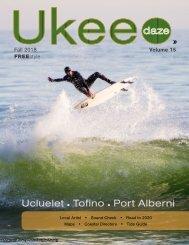 Ukeedaze Magazine - Volume 15