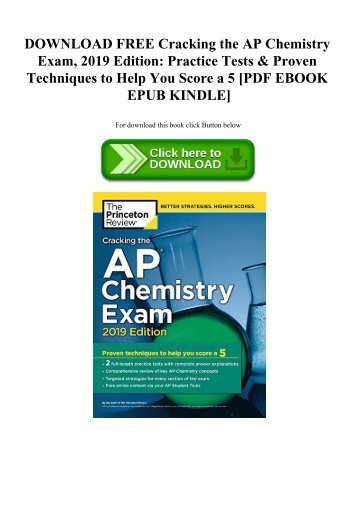 Download Ebook Cracking The Ap English Language Composition Exam