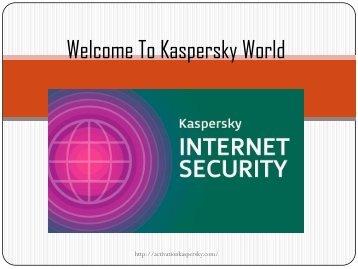 kaspersky support | kaspersky total security