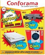 Chambres Conforama