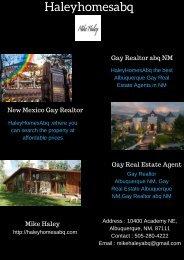 New Mexico Gay Realtor