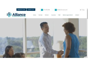 Immediate Care in Lincoln Park | Logan Square Health Center - Alliance Immediate Care
