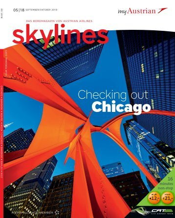 Skylines September/October 2018