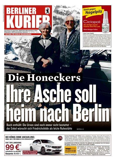 Berliner Kurier 08.09.2018