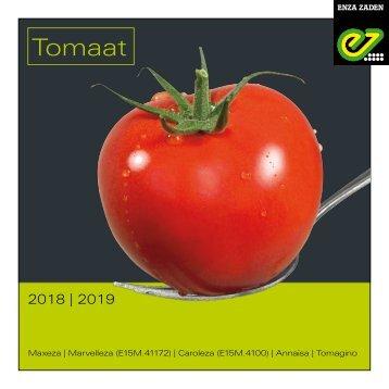 Tomaat 2018 | 2019