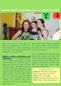 Indoor Kid's Activities Are A Good Choice! - Page 2