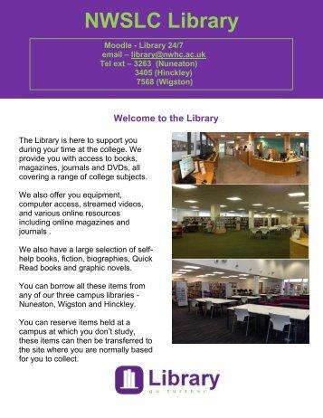 Library Newsletter September 2018