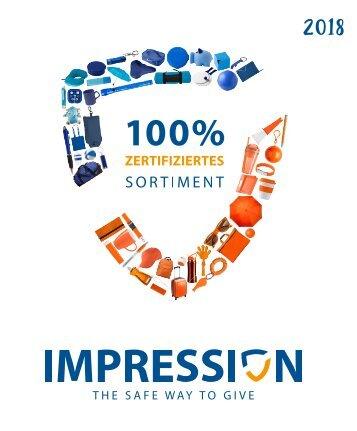 IMPRESSION 2018
