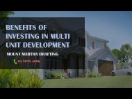 Benefits of Investing in Multi Unit Development - Mount Martha Drafting-converted