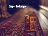 Melbourne's Best Carpets Experts