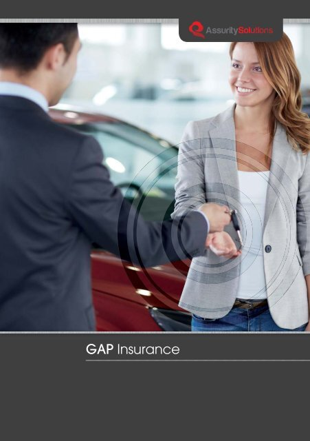 GAP Insurance for your car from Assurity Solutions