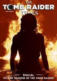 The Tomb Raider Times SPECIÁL - vítáme SHADOW!